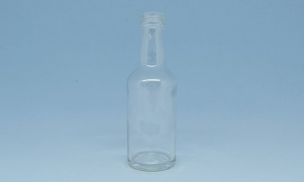 Garrafinha de Vidro Licor 50 ml