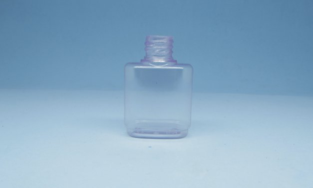 Frasco Quadrado PVC 30 ml