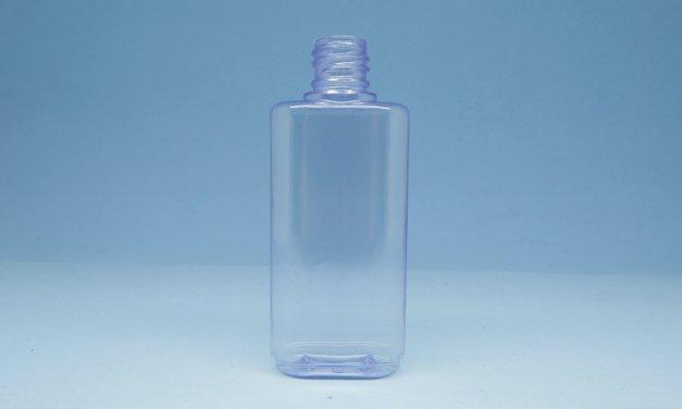 Frasco Retangular PVC 60 ml
