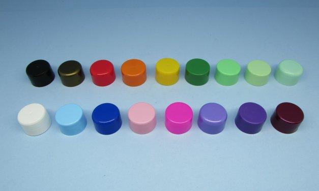 Tampa de Plástico rosca 28 mm
