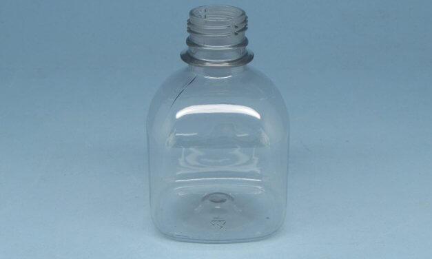 Frasco Pet Prisma 250 ml