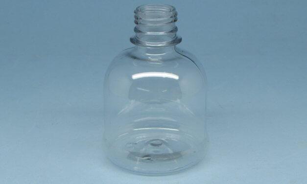 Frasco Pet Cilíndrico 250 ml