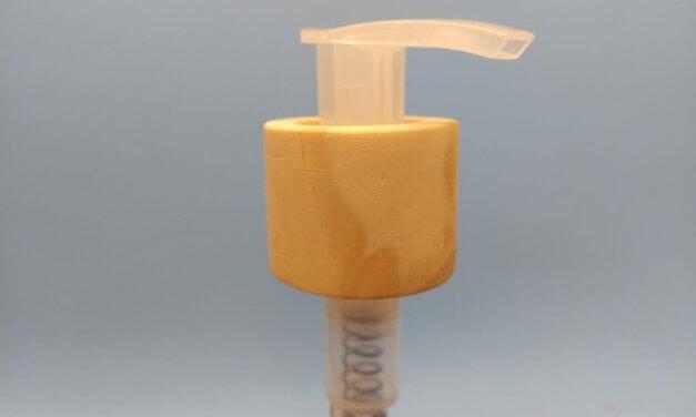 válvula pump de madeira rosca 28mm